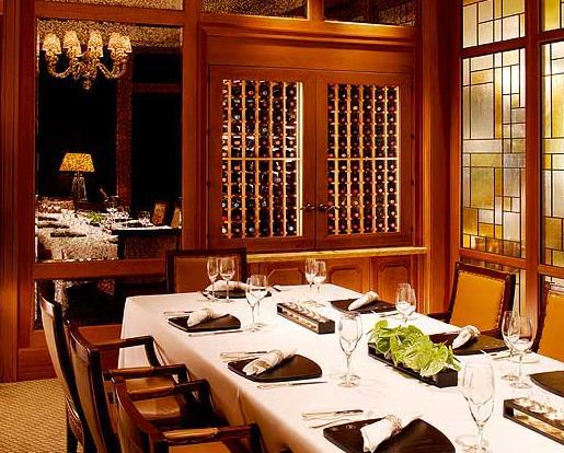 Avenues Restaurant Peninsula Hotel Chicago