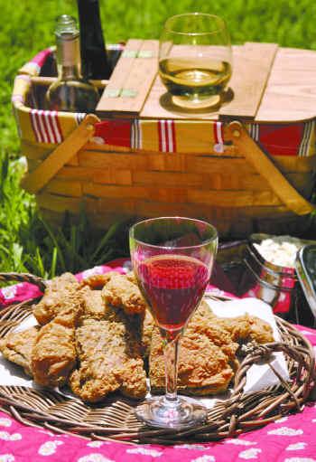 rolls, classic picnic, colorful picnic ideas, cupcakes, dessert picnic ...