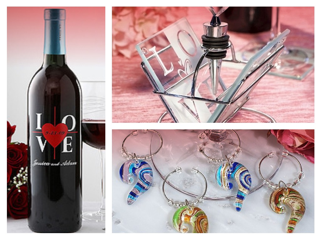 Classy Wedding, Sassy Favors? Wine, Yes Please! | Events & More!